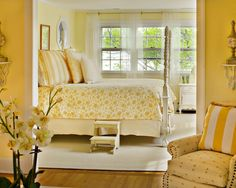 traditional bedroom yellow bedroom design pictures remodel decor and ideas