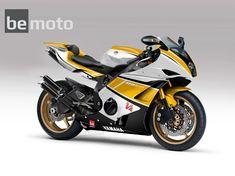 Parallel World: the Yamaha redesigned for 2016 by Kardesign Yamaha Motorcycles, Yamaha R1, Motogp Valentino Rossi, Concept Motorcycles, Cafe Bike, Moto Bike, Motorcycle Design, Super Bikes, Vintage Bikes