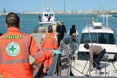 Tragedia in mare: durante la battuta di pesca tranciato dall'elica del motoscafo