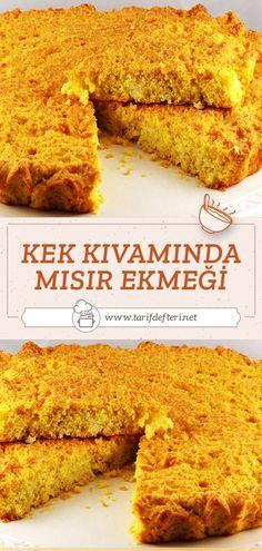 Turkish Recipes, Ethnic Recipes, Cornbread, Banana Bread, Cereal, Breakfast, Desserts, Food, Bakken