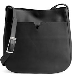 You acquired to start a date considering the night - and in fact now you need a stlylish hold to finish up each of your look. Leather Crossbody Bag, Leather Purses, Leather Bags, Crossbody Bags, Handbags On Sale, Purses And Handbags, Minimalist Bag, Black Cross Body Bag, Evening Bags