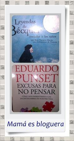 Leyendas de Bécquer para niños y Eduardo Punset
