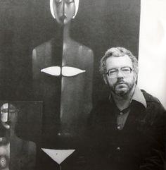 """Jerzy Nowosielski (1923-2011). """"Malarstwo to moje prywatne misteria. Ja sobie stwarzam rzeczywistość, o której marzę"""""""