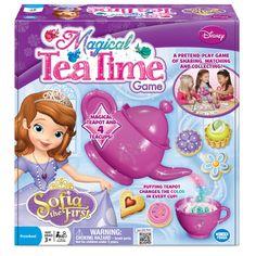My Crazy Savings Reviews Disney Sofia the First Magical Tea Time Game!