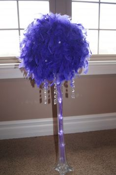 Show Ad - Decor - USA - Lowell - Indiana - Feather Centerpieces/Decor