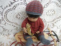 Sasha Baby Boy Knit wardrobe by LucysLittles on Etsy,