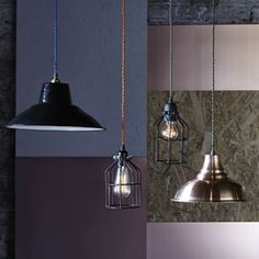 Dyke and Dean Fabric Flex 1m | Fittings | Bulbs and Fittings | Lighting | Heal's