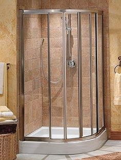 Corner Shower Designs Google Search