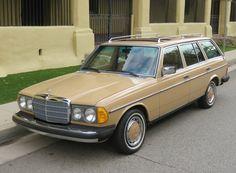 1979 Mercedes 300TD For Sale Front