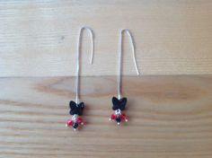Earrings argento e swarosky