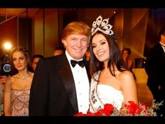 Donald Trump vs Oxana Fedorova (Miss Universe 2002) He says alot of people are the worst.  To me Oxana and Dayana Mendoza were two of the most beautiful Winners. He says no one has more respect for women than he does but he allowed her to interview with Howard Stern???