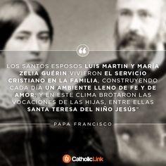 Biblioteca de Catholic-Link - San Louis y Zelie Martin, padres de Santa Teresita...