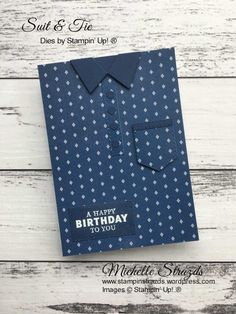 Homemade Birthday Cards, Birthday Cards For Men, Homemade Cards, Men Birthday, Boy Cards, Pop Up Cards, Cute Cards, Masculine Birthday Cards, Masculine Cards