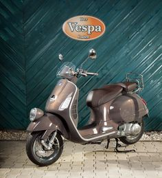 Vespa GTV 300