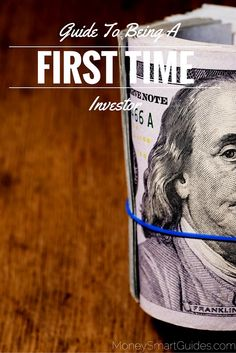 Investing is a big decision, and one that should not be taken lightly. As a first time investor you owe it to yourself to learn as much as possible before you begin  - Money Smart Guides http://www.moneysmartguides.com/guide-to-being-a-first-time-investor