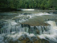 Tahquamenon Falls State Park, MI