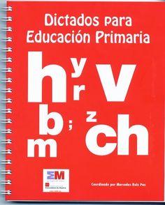 """""""Dictados para Educación Primaria"""""""
