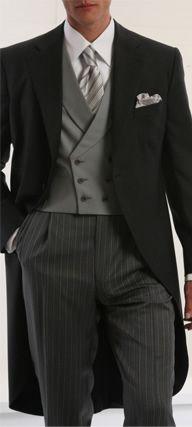 Nick, Jason, and Mikyl's attire for wedding. GB Epilogue Nick, Jason, and Mikyl's attire for wedding. Wedding Men, Wedding Suits, Wedding Attire, Wedding Groom, Wedding Bands, Morning Suits, Morning Dress, Morning Coat, Sharp Dressed Man