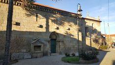 Igreja da Aldeia de Barcos - Tabuaço © Viaje Comigo Douro Portugal, Mount Rushmore, Mountains, Nature, Travel, Traveling, Boats, Places, Naturaleza