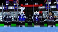 LEGO Usagi Yojimbo