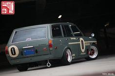 The Wagoonies - reignofmethanol: reignofmethanol: Classic Japanese Cars, Japanese Sports Cars, Classic Cars, Datsun 510, Nissan, Volvo, Corolla Wagon, Sports Wagon, Japan Cars