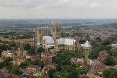 Catedral Lincoln - Inglaterra