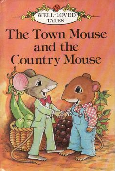 Ladybird The Town Mouse and the Country Mouse
