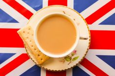 Do you have what it takes to achieve British citizenship? If so, grab a cup of tea and a biscuit and see if you can answer these questions about British culture correctly! National Tea Day, British National, How To Cook Hamburgers, Tea Etiquette, British Traditions, British Things, Perfect Cup, Fish And Chips, Drinking Tea