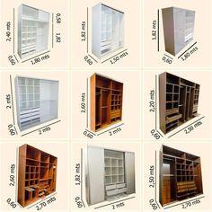 modelos placard - closet design ideas closet design ideas closet measurement