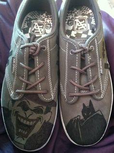 Shoes for Pastor Rod