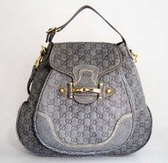 For most ladies, getting a genuine designer bag is just not something to rush straight into. Because they handbags can be so high priced, women sometimes worry over their selections before making an actual bag purchase. New Handbags, Gucci Handbags, Cute Purses, Purses And Bags, Women's Bags, Gucci Outlet, Gucci Purses, Wholesale Handbags, Large Shoulder Bags