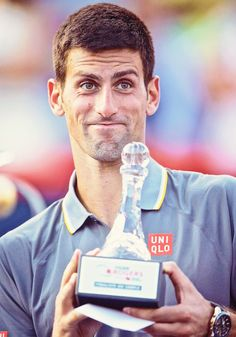 groundstrokes:  Novak Djokovic  Coupe Rogers Montreal 2015 Runner-Up↳ l. to Andy Murray 4-6, 6-4, 3-6