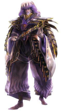 Mitsunari Ishida from Onimusha: Dawn of Dreams