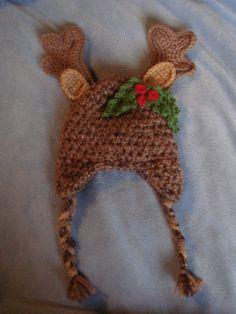Moose Hat by nomecam on Etsy, $20.00