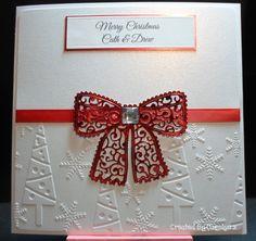 NEIGHBOUR'S CHRISTMAS CARD X