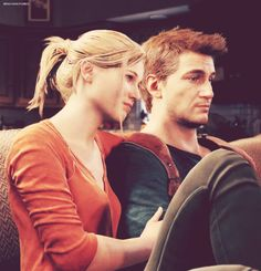 Uncharted Nathan et Elena