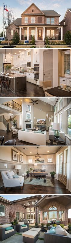 David Weekley is now building award-winning homes in The Homestead at Liberty Grove. This 200-acre community offers great walkability with sidewalks and tree-lined streets. Other amenities include proximity to President George Bush Turnpike and downtown Dallas, a fishing pond, as well as each home being built across from a neighborhood park. Homes like the Trilogy can be built with 4-6 bedrooms and with options adding up to 3,093 square feet. #homebuilder #home #dallas #davidweekley