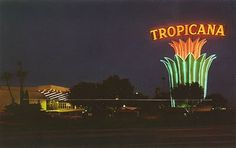 Tropicana Hotel Mid to late 1960's