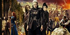 There are some shows that just don't seem like they have the story to stick around, and the unlikely premise of  Once Upon a Time  felt like one that could wear out its charm sooner rather than later. But it's been around for five seasons, and another one is coming.