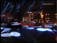 Ruslana - Wild Dances (Ukraine) Eurovision 2004 / A true Eurovision classic! Eurovision Ukraine, Eurovision Songs, New Year Concert, Billboard Hot 100, Social Activities, Television Program, Songs To Sing, Christina Aguilera, Musica