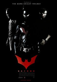 """""""Batman Beyond"""" The Movie...Maybe in 2014?"""