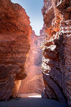 El Anfiteatro, Quebrada de las Conchas - Cafayate - Salta. - At the north of Argentina you can find a beautiful and unique landscape, one of the many our country has :) http://www.elpasajespanish.com