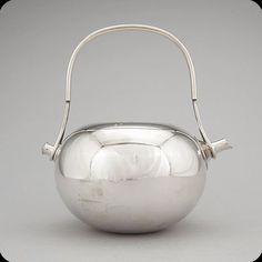 mauvais gout (sometimes) Silver Teapot, Tea Culture, Ceramic Tableware, Tea Art, Chocolate Pots, Decorative Objects, Scandinavian Design, Jewelry Design, Pottery