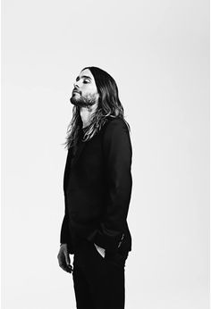Jared Leto.- Photo by Thomas Lavelle for GQ Italia