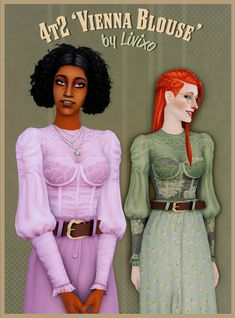 Sims 4 Mods Clothes, Sims 4 Clothing, Sims Mods, Made Clothing, Sims 4 Mm Cc, Sims 1, Play Sims, Sims 4 Characters, Sims Hair