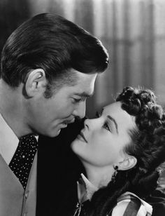 Clark Gable (Gone With the Wind),With Vivien Leigh