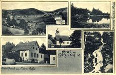 Georgendorf in Böhmen