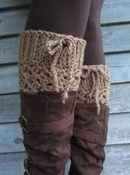 Image result for boot cuffs crochet