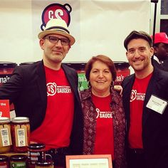 We had a great day today at Crain's Made in NY! Nonna approved!! #citysaucery #madeinnyc #nycedc #crains5boros #modernfamilybusiness #local #realfood #americanmade