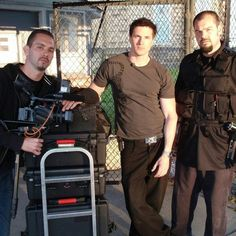 Throwback of Nick, Zak and Aaron..they've come so far  Ghost Adventures Crew #GAC